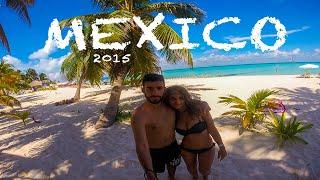 MEXICO 2015 - Cancun - Playa del Carmen [GoPro - 1080p]