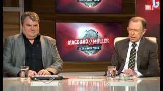 Giacobbo/Müller mit Patrik Cottet-Moine