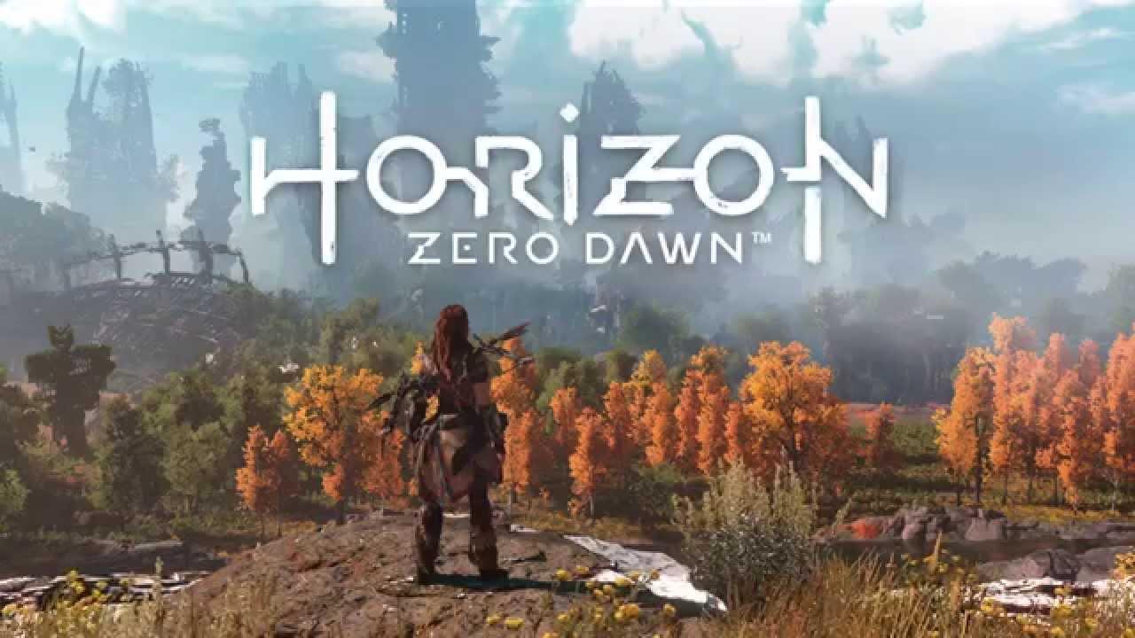 horizon zero dawn e3 2015 trailer ps4 jeux video par gamekult