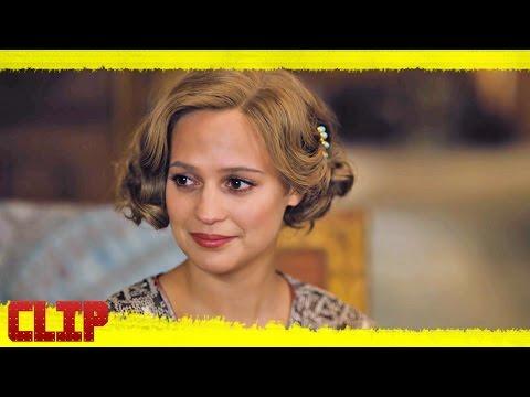 LA CHICA DANESA Featurette (Alicia Vikander) Subtitulado