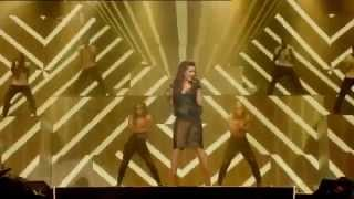 Cheryl Cole - Under The Sun [A Million Lights Tour DVD - Live At The O2]