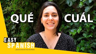 Which vs. What: Don't Use Them As in English! | Super Easy Spanish 39