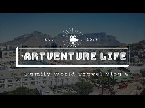 V&A Waterfront | Cape Town #Vlog4