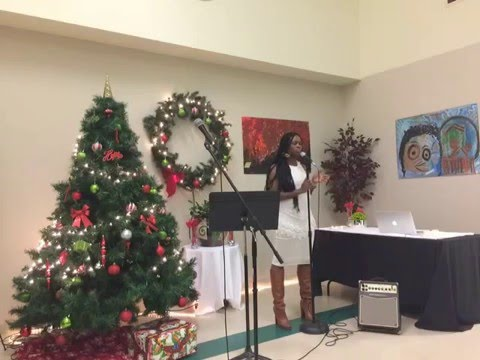 Divine Creative Group's Jewelry and Art Show with Acapella Jazz performances (Sound Check)