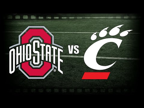 2014 Week 5: #22 Ohio State vs Cincinnati - Speed Game
