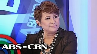 How did Janice de Belen lose weight?