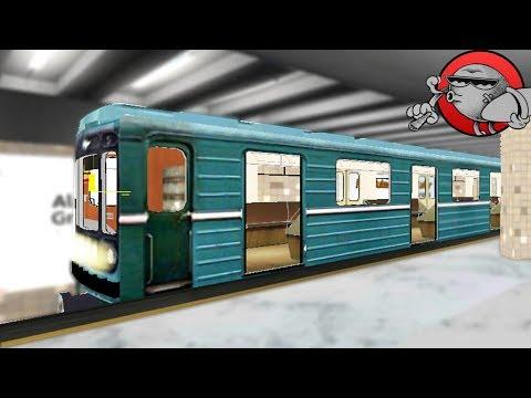 ПОЕЗДКА БЕЗ ПАССАЖИРОВ - AG Subway Simulator Pro
