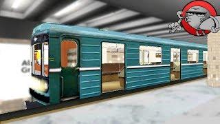 ПОЇЗДКА БЕЗ ПАСАЖИРІВ - AG Subway Simulator Pro