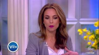 Pres. Trump Under Investigation For Obstruction Of Justice? | The View