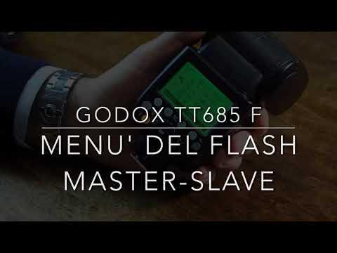 Flash Godox TT685 per Fuji