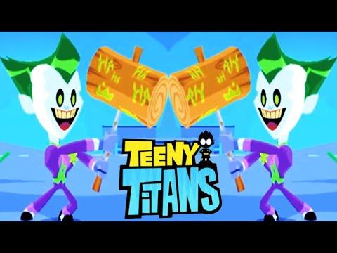 Teen Titans Go Full Episode  TTG Online Game App Video Trailer  DC Comics Cartoon Network Games