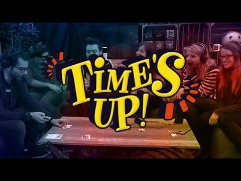 Time's Up! avec Xari, Zouloux, Kassor, Aayley, Jeel & Laekou