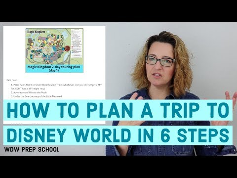 hqdefault - How to plan a Disney World trip (6 step process)