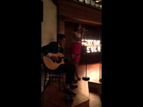 I Choose You - Wedding First Dance (Sara Bareilles acoustic cover)