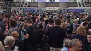 TSA Devises Plan After Passengers Post Photos of Ridiculously Long Lines