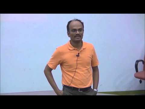 Kama Sutra and Cryptography - Talk at IIT by M. N. Krish, Author of The Steradian Trail