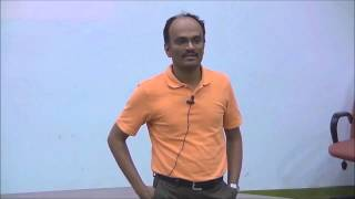 Kama Sutra, Cryptography and more - M.N. Krish's talk at IIT