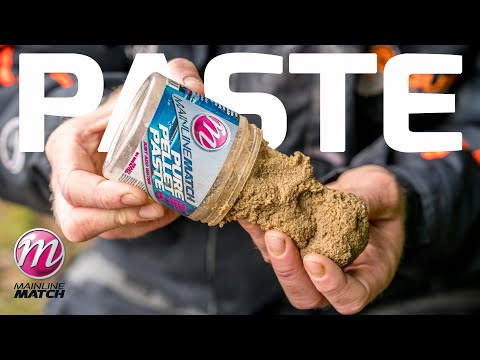 Catch More Fish With Paste. This Stuff Is Awesome. Mainline Match Fishing TV.