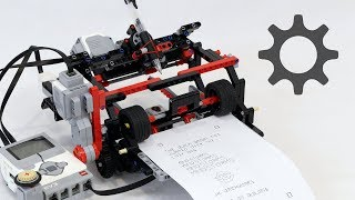 LEGO Telegraph / Printer Setup and Calibration