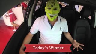 Australian Open: Kia Greatest Fan: Day 7 Winner