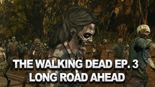 *Exclusive* The Walking Dead Episode 3: Long Road Ahead Trailer