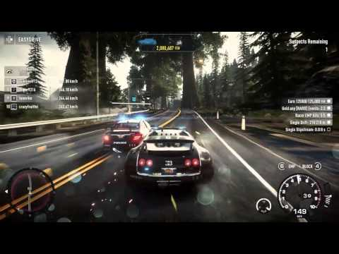 Need For Speed Rivals Single Slipstream 8s