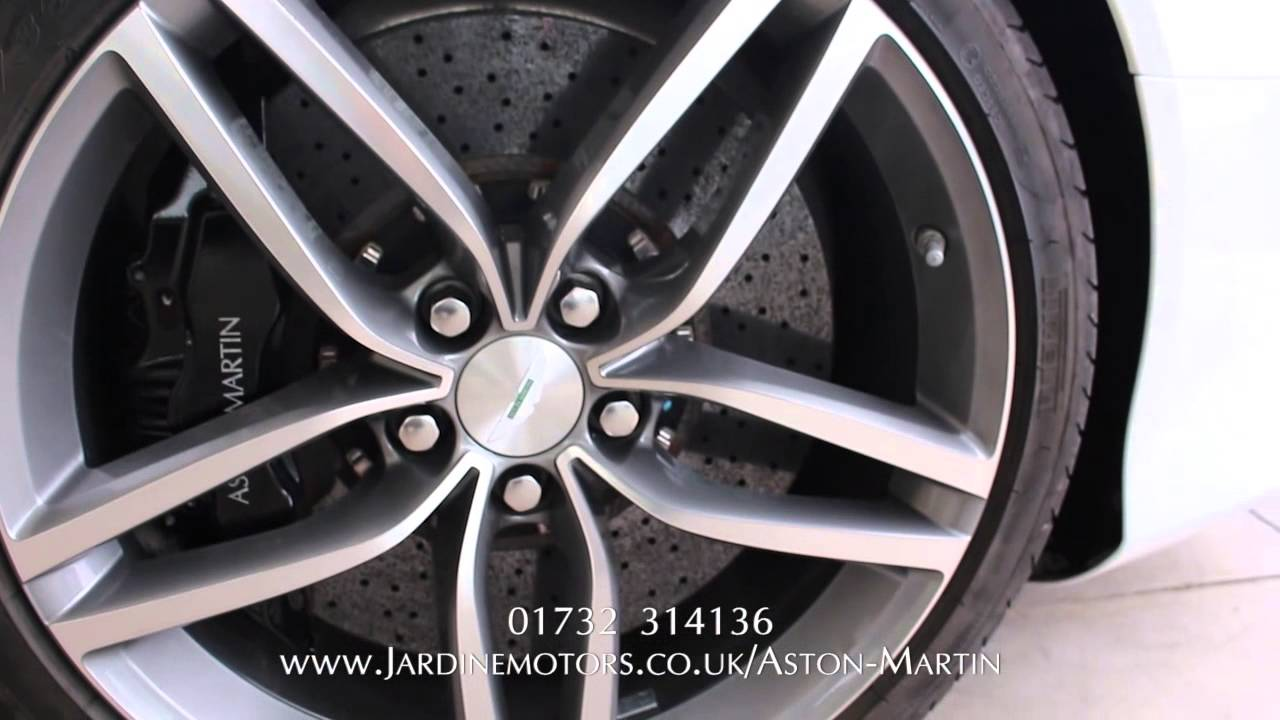 Jardine motors group aston martin db9 volante for Jardine motors