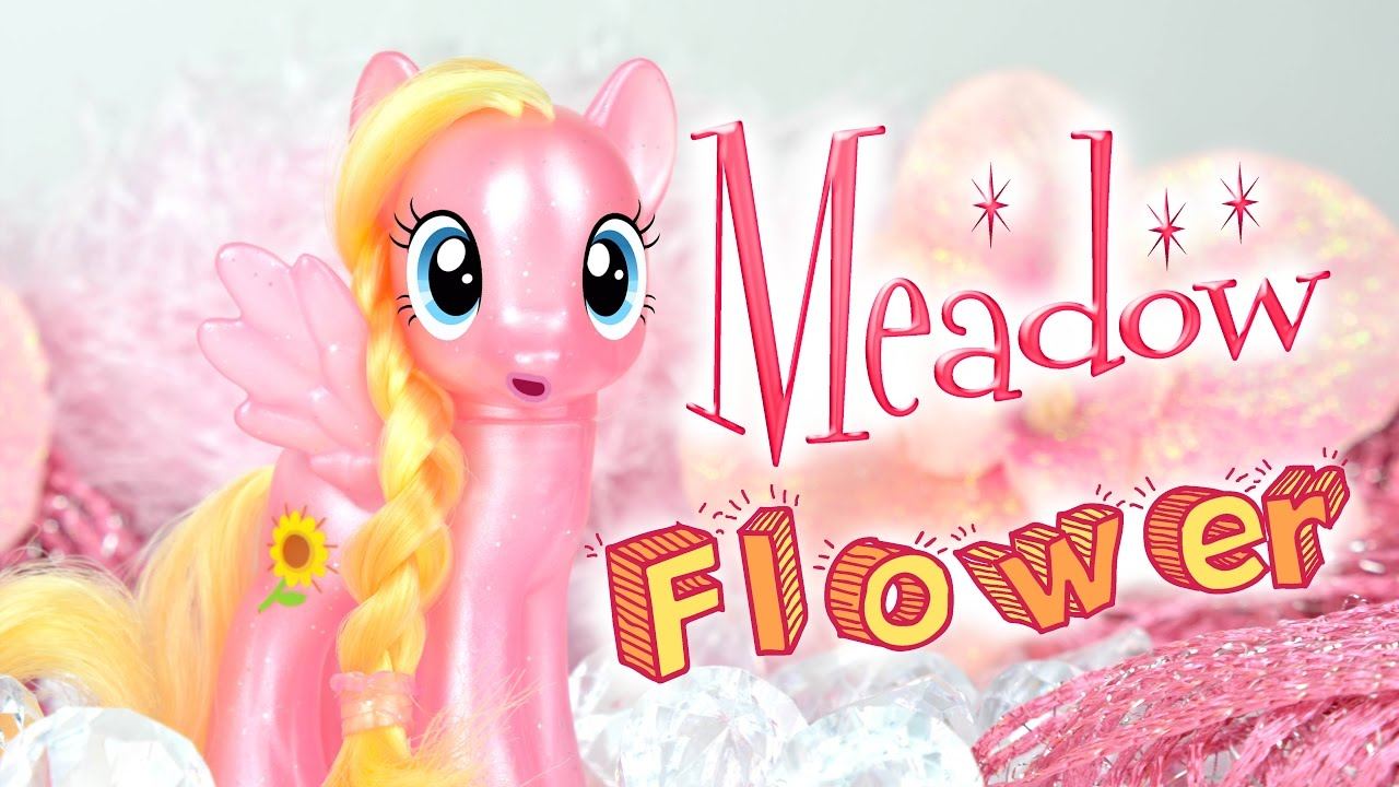 Super rare pony my little pony meadow flower rare pearlized ponies super rare pony my little pony meadow flower rare pearlized ponies toy review haul mlp fever mightylinksfo