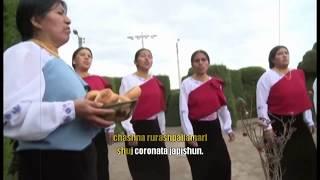 Pista Karaoke - Jatun Mandaj Ñuca Dioslla ; Coro La Paz de Dios 2017.