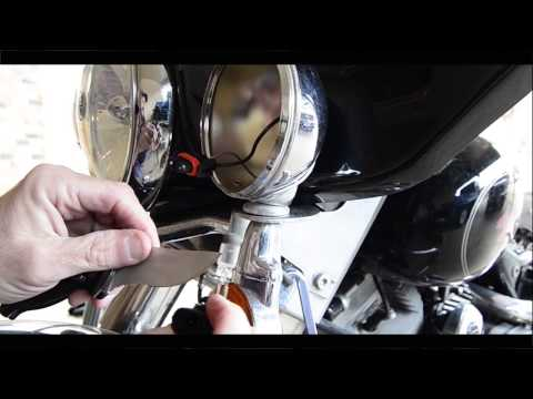 Harley Davidson: FLHT Accessory Light by R D