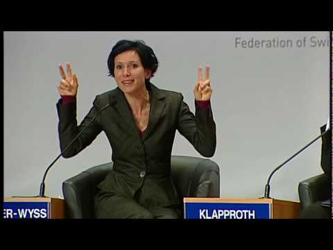 Davos Open Forum 2010 - Switzerland: Misfit or Model?