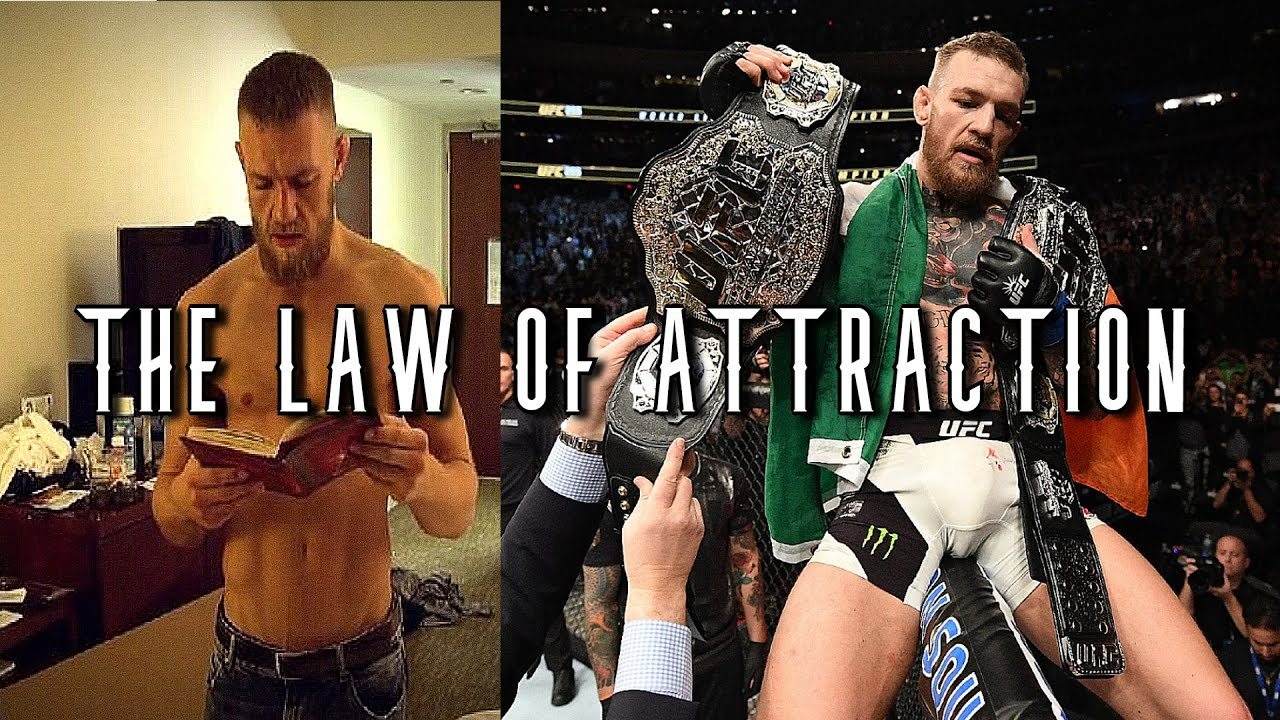 Conor McGregor ►THE LAW OF ATTRACTION◄ Motivational Video