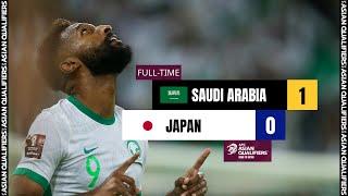 Саудовская Аравия  1-0  Япония видео