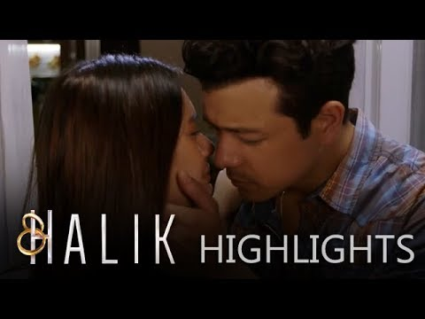 Lino kisses Jacky after receiving words of encouragement | Halik