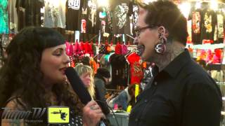 TattooTV on Tour - Frankfurter Tattoo Convention 2013!