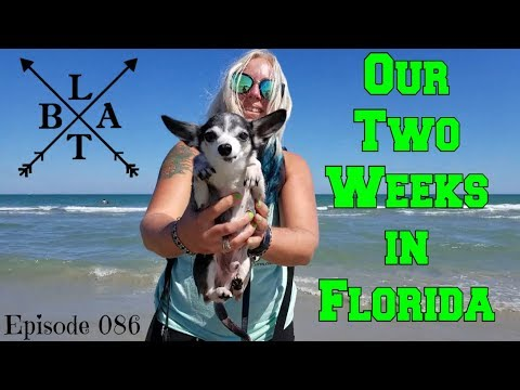 LTBA 086 ~ Our Two Week Recap of Davenport, Florida |[RV Living & Full Time Travel]|