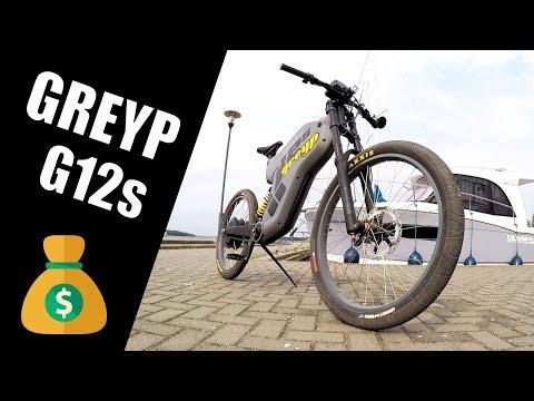 Greyp G12s 💰 Najdroższy Elektryk na MOIM KANALE 💰///  MÓJ ROWER #4