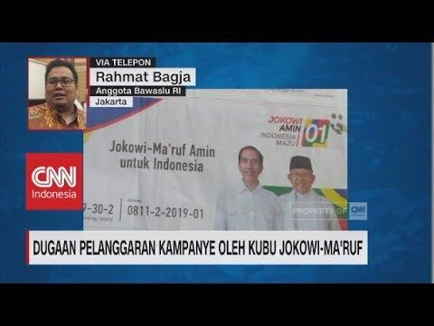 Dugaan Pelanggaran Kampanye Kubu Jokowi-Ma'ruf Mp3