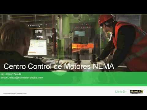 Centro Control de Motores NEMA - Foro Virtual Online Sudamérica