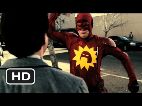 Super #1 Movie CLIP - No Cuts, No Buts (2010) HD