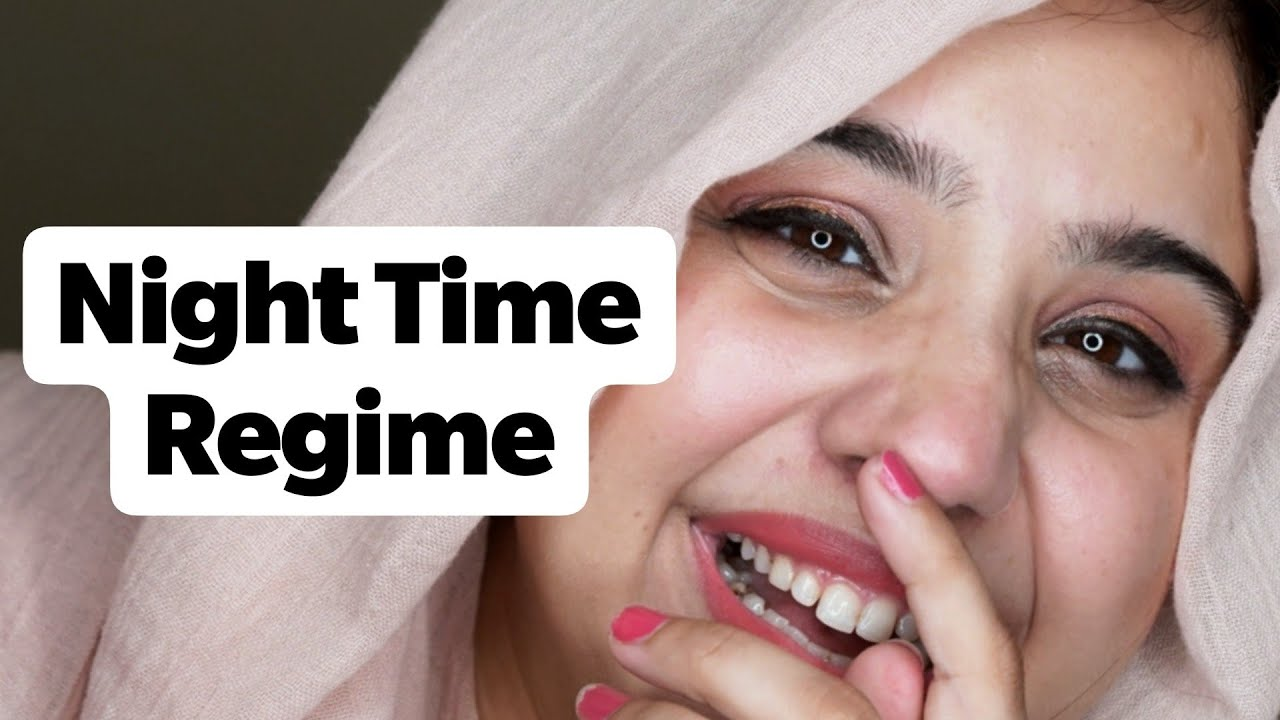 How i Take care of my Skin   Night Time Regime   Tips #Regime