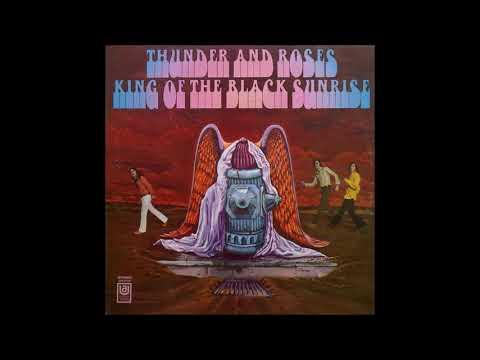 Thunder And Roses - King Of The Black Sunrise (1969) (United Artists vinyl) (FULL LP)