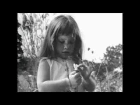 """""""Daisy Girl"""" Rare 1964 Lyndon Johnson Political Ad -aired only once- 9/7/64"""