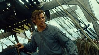 In the Heart of the Sea - Official Trailer 2 [HD]