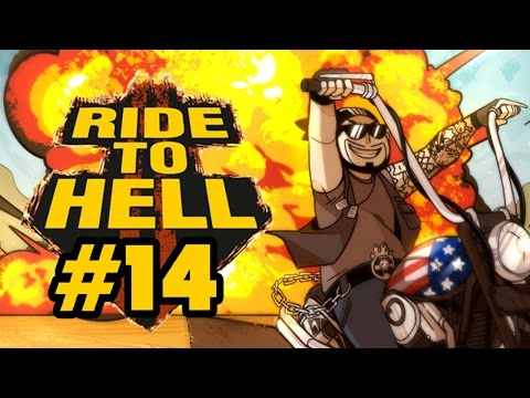 Two Best Friends Play Ride to Hell (Part 14)