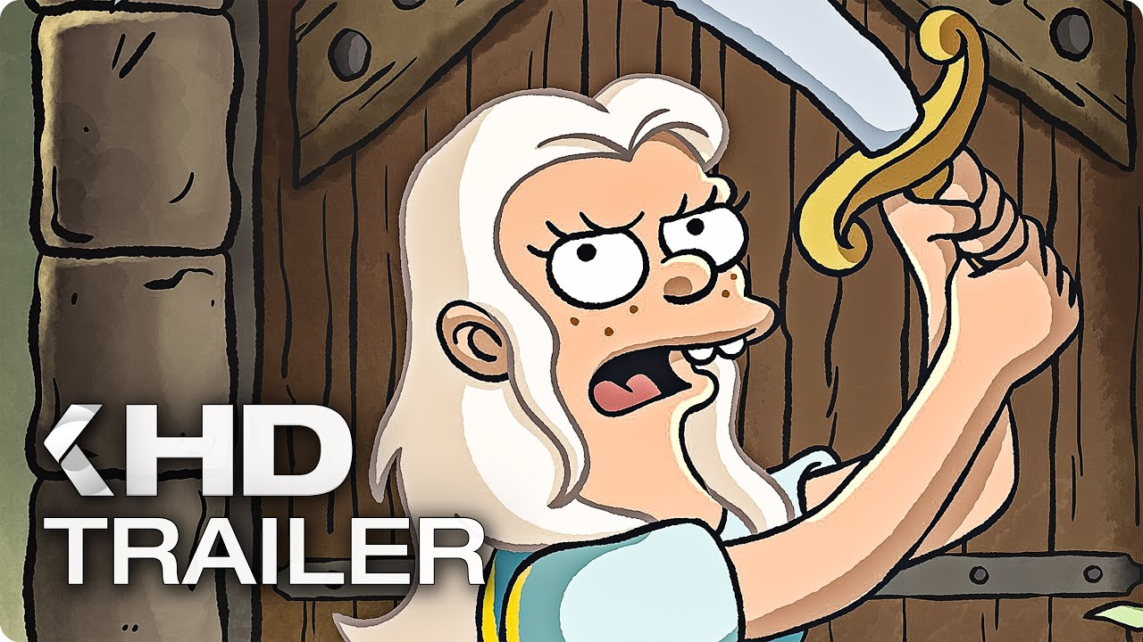 Disenchantment Deutsch