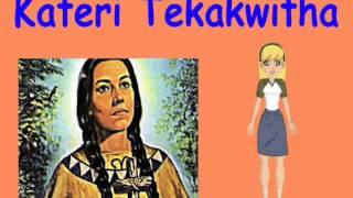 First Catholic Native American Saint