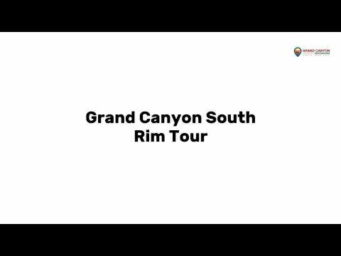 Multi-Stop Grand Canyon South Rim Tour - Video