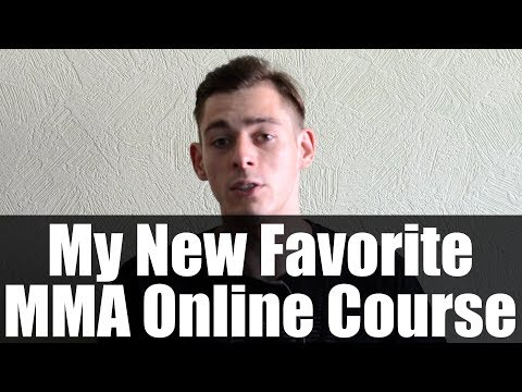 My New Favorite MMA Online Course • Martial Arts Journey - MMAShredded