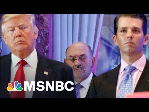 Will He Flip? Feds Target Trump Org. CFO Allen Weisselberg